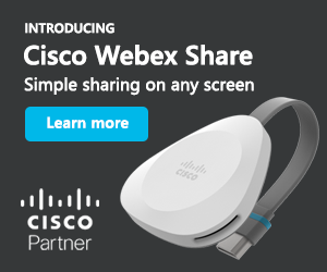 Introducing Cisco Webex Share