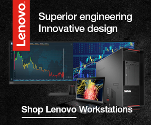 Lenovo Workstations - Fostering creativity for professionals