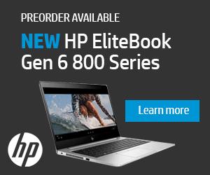 New HP EliteBook Gen 6 800 Series