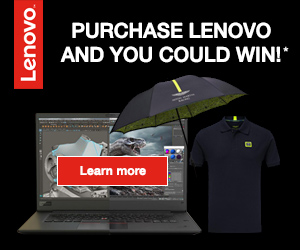 Purchase Lenovo and you could WIN