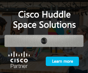 Cisco Huddle Room Solutions