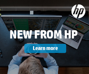 New from HP