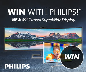 Win with Philips!