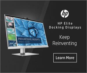 HP Displays