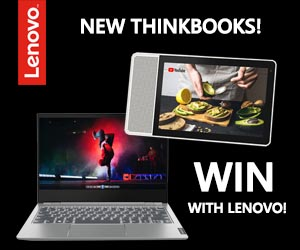 Purchase Lenovo and you could WIN a Lenovo SmartDisplay!