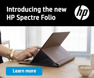 Introducing the NEW HP Spectre Folio