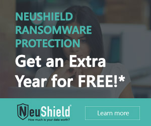 NeuShield - Get 3 years for the price of 2 Promotion