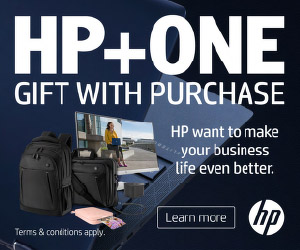 HP Plus One Promotion