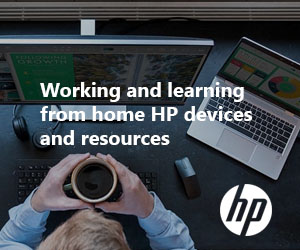 HP Working and Learning from Home