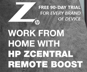 HP ZCentral Remote Boost - Free 90 Day Trial
