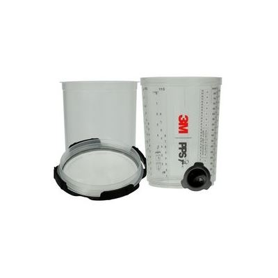 3M PPS Series 2.0 Spray Cup System Large 850 ml 200 (60455090617)