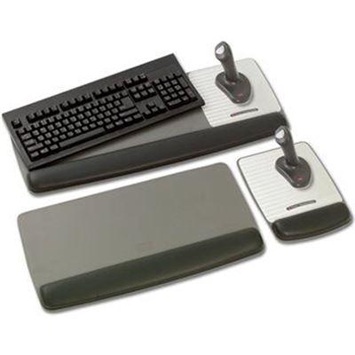 3M 70005286128 3M Keyboard Gel Wrist Rest Platform
