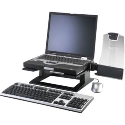 3M LX500 Ergonomic Notebook Riser