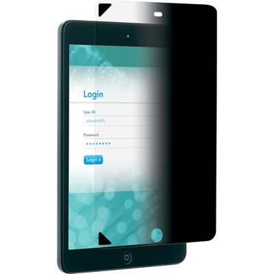 3M Easy-On Privacy Portrait for Apple iPad Mini