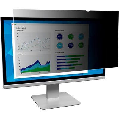 "3M PF280W9B LCD Widescreen Privacy Filter 28"" 5+ (98044065708)"