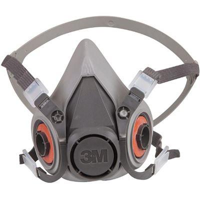 3M XA007702658 3M Respirator Half Facepiece 6200
