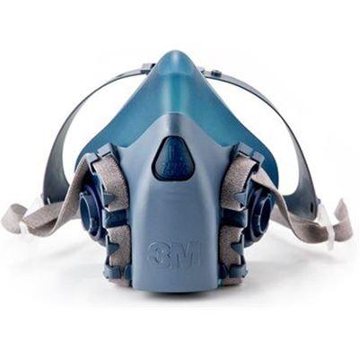 3M XA007709349 3M Respirator 7503 Large Half Face