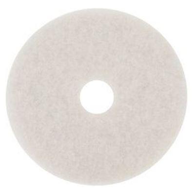 3M Super Polish Pad 4100 406mm White minimum order (XE006000311)
