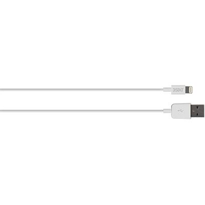 3SIXT Charge & Sync Cable 3.0m - Lightning - White
