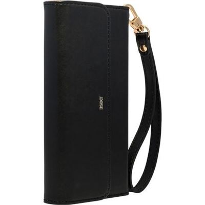 3SIXT NeoClutch - Black / Dusty Pink - Samsung Large