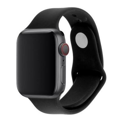 3SIXT Silicone Band - Apple Watch 38/40mm - Black