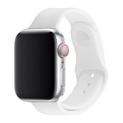 3SIXT Silicone Band - Apple Watch 38/40mm - White
