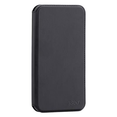 "3SIXT SlimFolio - New iPhone 2018 6.5"" - Black"