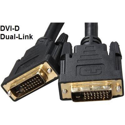 8 Ware DVI-D Dual-Link Cable 5m - M/M