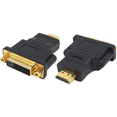 8 Ware DVI Female 2 HDMI Male adapter