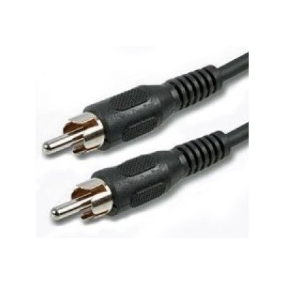 8 Ware 1 x RCA Plug - 1 x RCA Plug 2m