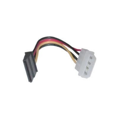 8 Ware Molex Serial ATA Power Cable Converter 12cm