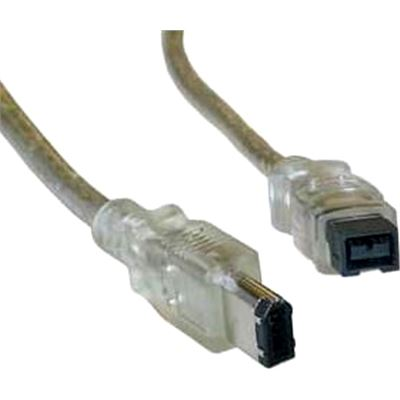 8 Ware Firewire 800 9P to Firewire IEEE 1394A 6P 5M