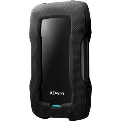 A-Data ADATA HD330 Durable External HDD 1TB USB3.1 Black