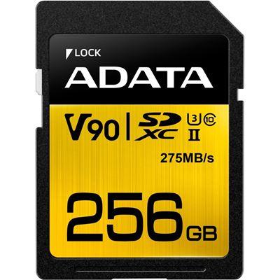 A-Data ADATA Premier ONE UHS-II SDXC Card 256GB