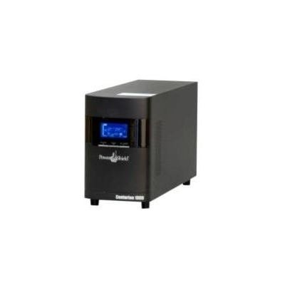 Acquire PowerShield Centurion Tower 1000VA/ 800W. Double Conversion True Online UPS