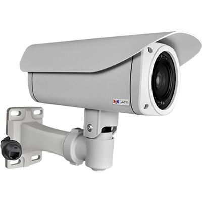 ACTi 3MP Day/Night Camera, Adaptive IR, Superior WDR, 12x Zoom lens