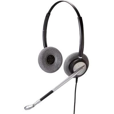Addcom Duo Wide Band Headset offering the best sound bandwidth in the ADDCOM range