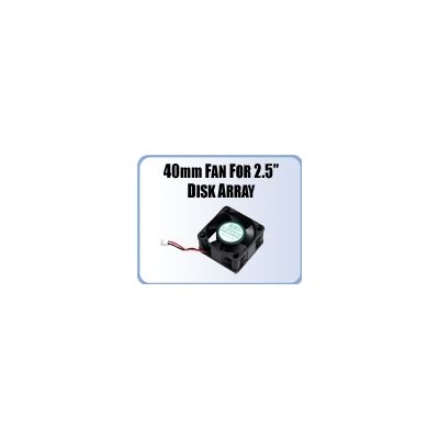 """Addonics Replacement cooling fan for 2.5"""" Disk Array 4SA"""