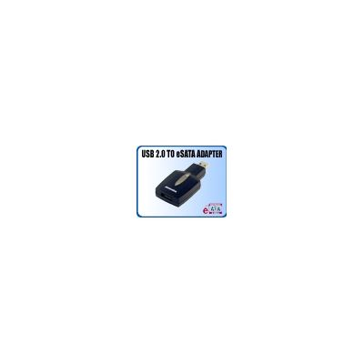 Addonics USB 2.0 to eSATA adapter