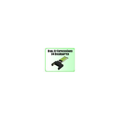Addonics Dual CF ExpressCard34 DigiAdapter
