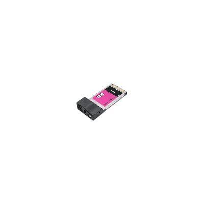 Addonics Combo CardBus USB2.0 and Firewire adapter
