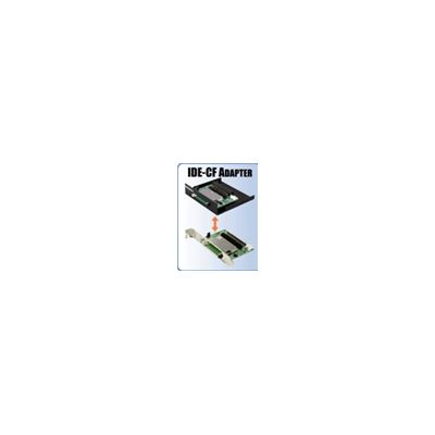 Addonics IDE CF Drive with black colour bay bracket