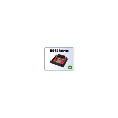 Addonics IDE SD drive with black colour bay bracket
