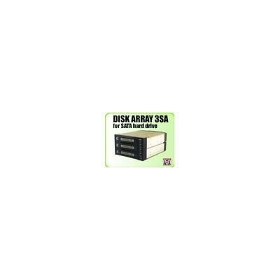 Addonics Disk Array 3SA (black bezel)