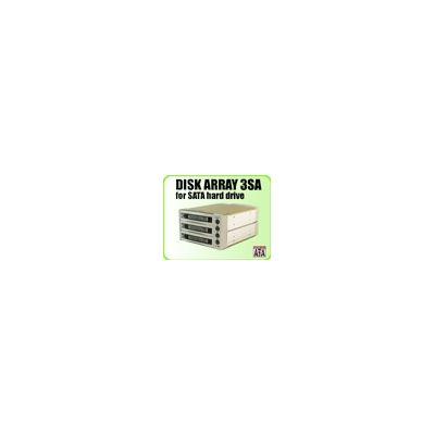 Addonics Disk Array 3SA (ivory colour bezel)