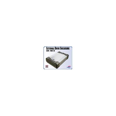 Addonics External Drive Enclosure, SATA - USB 2.0