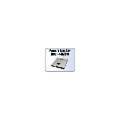 Addonics Pocket Blu-Ray/DVD-RRW with eSATA/USB, plastic enclosure