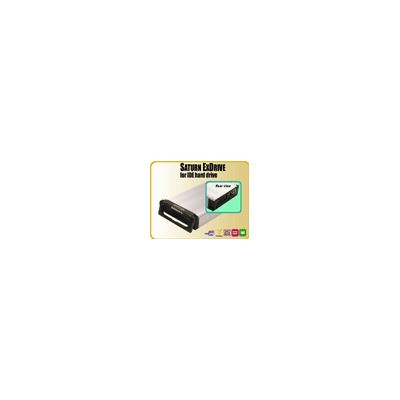 Addonics SED (black) for IDE hard drive, USB 2.0/1.1 interface