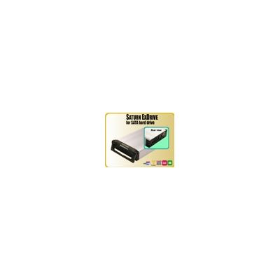 Addonics SED (black) for SATA hard drive, USB 2.0/1.1 interface