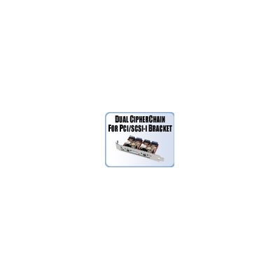 Addonics Dual CipherChain kit on SCSI1 & PCI brkt